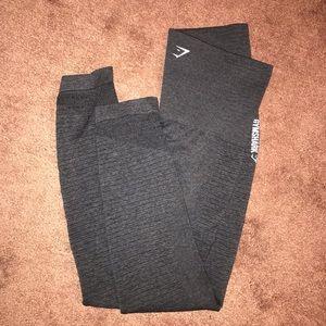 Mark Grey Gymshark Vital Seamless Leggings